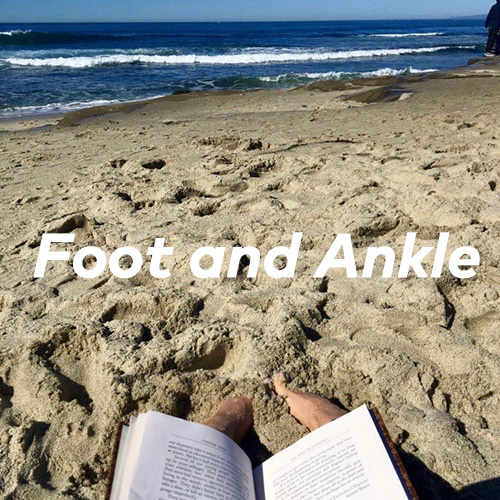 길함 수업 Self - care / Foot and Ankle